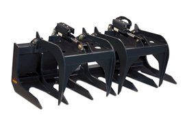 Heavy Duty Tine Grapple