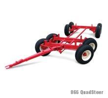 Quadsteer 865