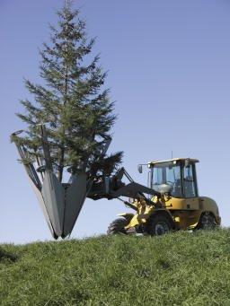 ST650 Tree Spade